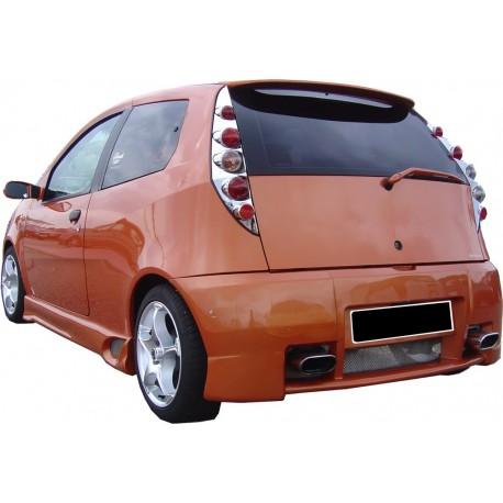 PARAURTI POSTERIORE FIAT PUNTO 00 RS ACRB059