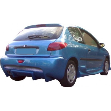 PARAURTI POSTERIORE PEUGEOT 206 EXTREME 2 ACRB246