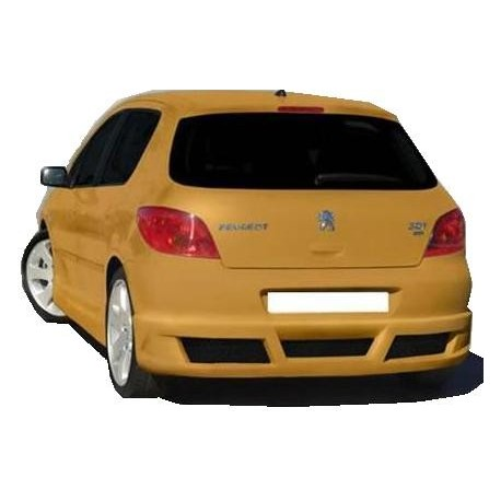 PARAURTI POSTERIORE PEUGEOT 307 FLAME ACRB397