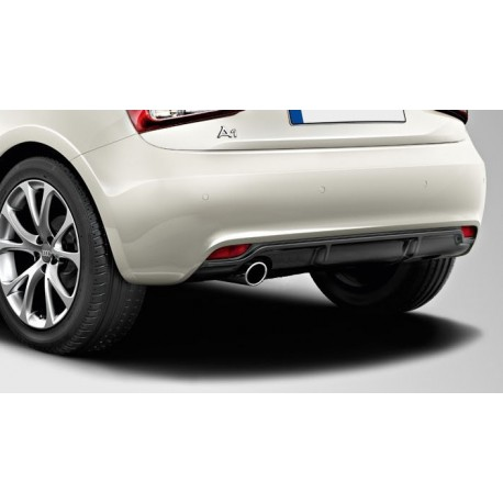 diffusore posteriore audi a1 rs1 look