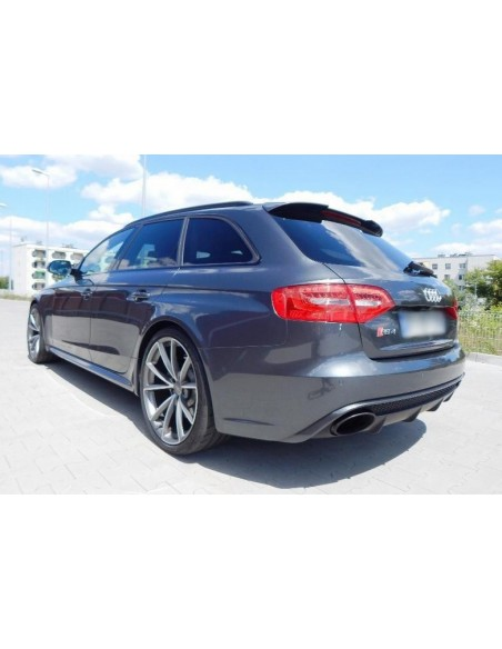 spoiler tetto audi a4 b8 2008-2015 rs4 look