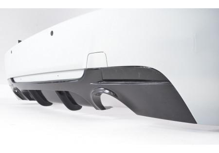 diffusore posteriore e92 pacchetto m doppia uscita