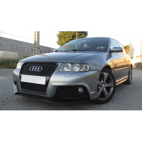 PARAURTI ANTERIORE AUDI A3 8L RS3 LOOK ACFB708