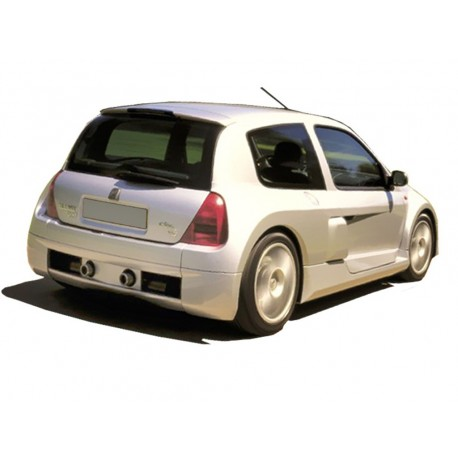 PARAURTI POSTERIORE RENAULT CLIO V6 98-02 WIDE ACRB168