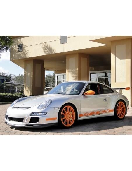 PARAURTI ANTERIORE PORSCHE 911 997 GT3 LOOK