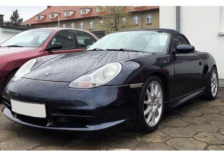 PARAURTI ANTERIORE PORSCHE 911 996 GT3 LOOK