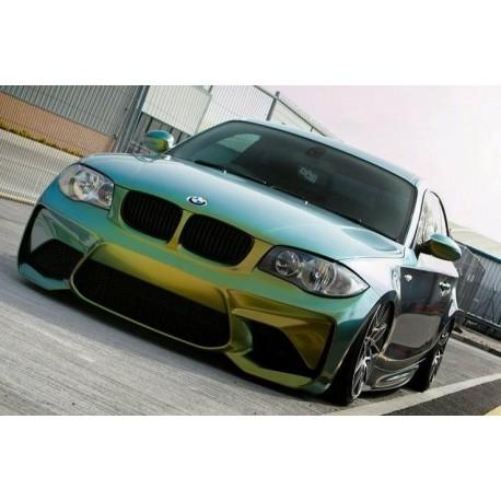 GRIGLIA PARAURTI ANTERIORE SX BMW SERIE 7 E65 2005-2008 TOP QUALITY