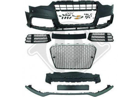 PARAURTI ANTERIORE AUDI A5 COUPE / SPORTBACK 2012-2016 LOOK RS5 1045751
