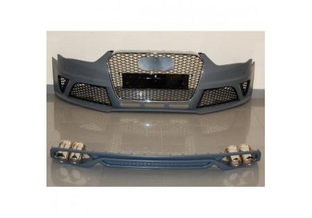 KIT ESTETICI AUDI A4 15 B8 LOOK RS4 ABS AC-TCA00994949