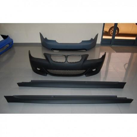 KIT ESTETICI BMW E60 04-09 LOOK M-TECH ABS AC-TCB611266676123