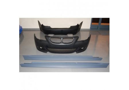KIT ESTETICI BMW E60 04-09 LOOK M5 ABS AC-TCB611261136123