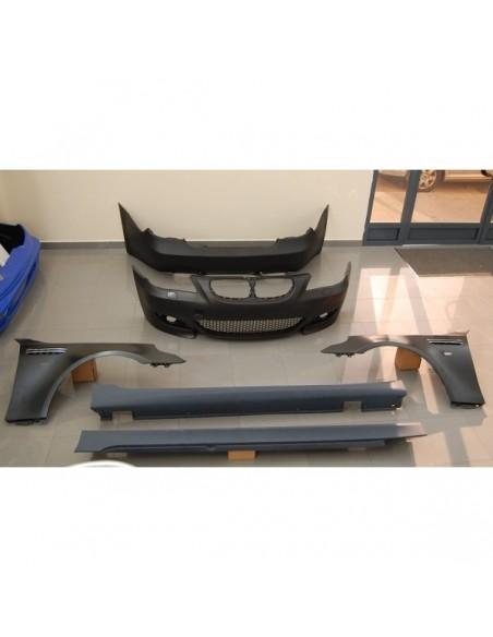 KIT ESTETICI BMW E60 04-09 E PARAFANGHI look M5 ABS AC-TCB6112611361231640