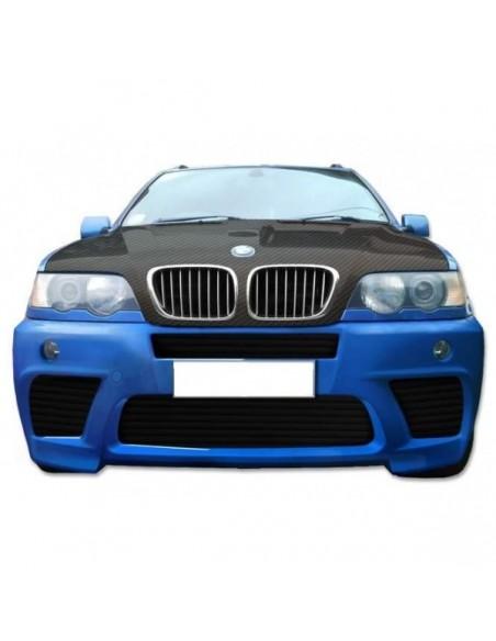 PARAURTI ANTERIORE BMW X5 99-02 TIPO M6 AC-TCB6121