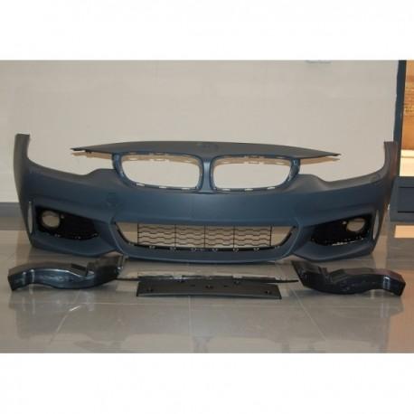 PARAURTI ANTERIORE BMW F32 F33 F36 LOOK M-TECH ABS AC-TCBF321