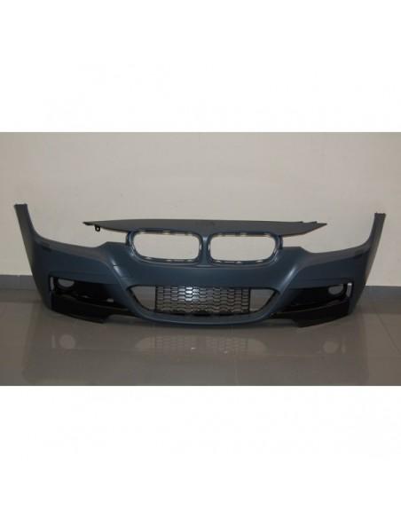 PARAURTI ANTERIORE BMW F30 / F31 ABS C/FLAP CARBONIO AC-TCBF30119094