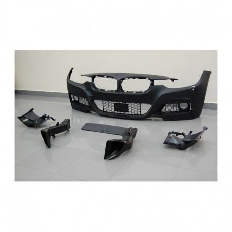 PARAURTI ANTERIORE BMW F30 / F31 LOOK M-TECH ABS AC-TCBF3011