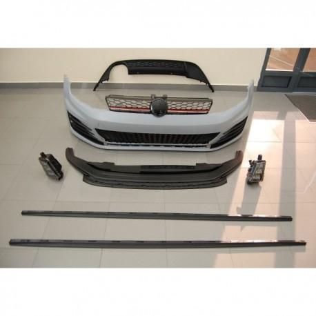 KIT DE ESTETICI VOLKSWAGEN GOLF 7 GTI ABS AC-TCW7051