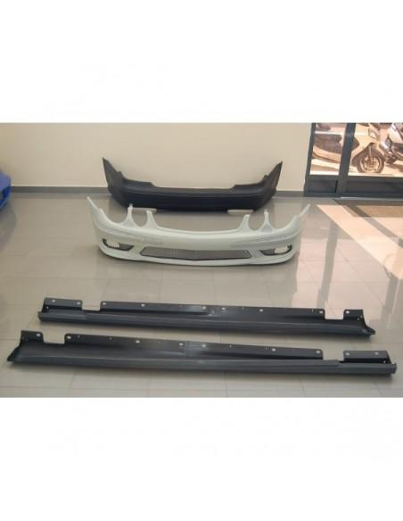 KIT ESTETICI MERCEDES W211?02-06 look AMG E55 ABS AC-TCM002900330034