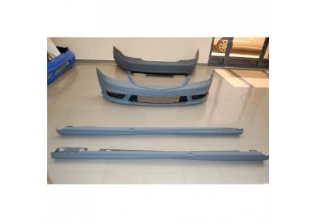 KIT ESTETICI MERCEDES W221 2006-2012 LOOK S65 ABS