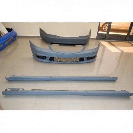 KIT ESTETICI MERCEDES W221 2006-2012 LOOK S65 ABS AC-TCM009000920091