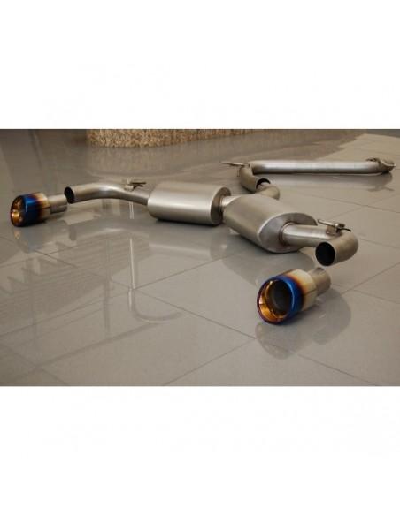 SCARICO VOLKSWAGEN GOLF 6 GTI AC-SIL0047