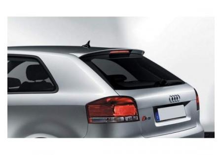 Spoiler alettone posteriore audi a3 8p s3 look versione 3 porte