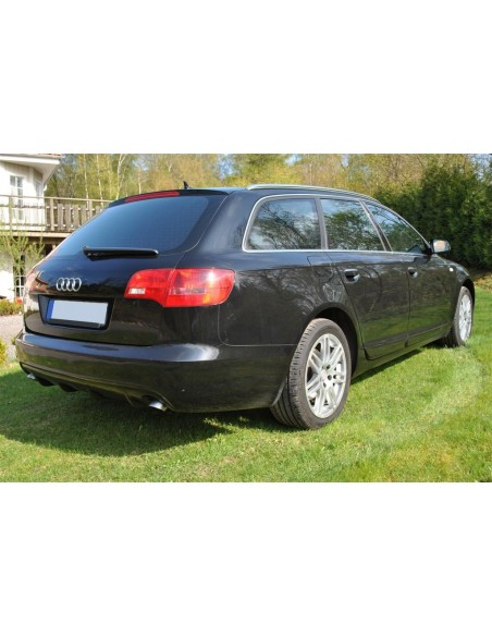 Sottoparaurti rs6 look audi a6 05-08 cbtf0055