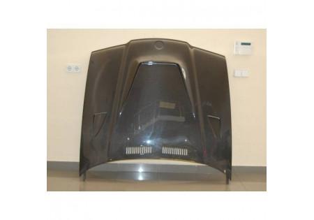 COFANO IN FIBRA DI CARBONIO BMW E36 2-Door CON PRESA ARIA