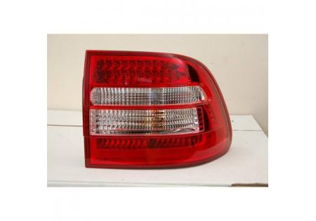 set fari posteriori Porsche Cayenne 2003-2007 Led rossi FAPO0011