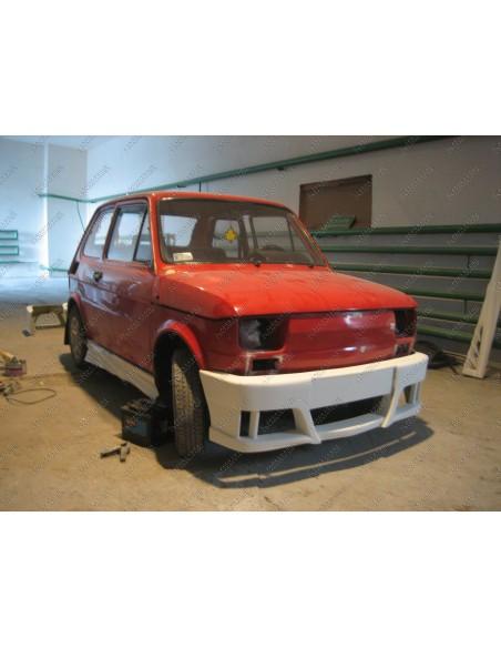 PARAURTI ANTERIORE FIAT 126