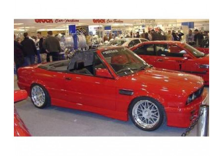 Minigonne bmw e30 design