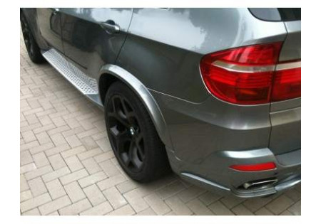 Parafanghi BMW X5 E70 TIPO BUSHWACKER