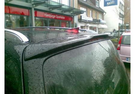 Spoiler volkswagen touran 03-07 cbtf0651