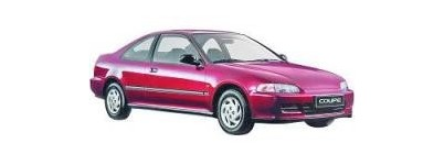 CIVIC COUPE 2 PORTE 95-01