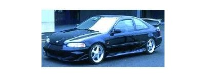 CIVIC COUPE 2 PORTE 91-95