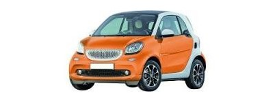 SMART FOR TWO 2014-