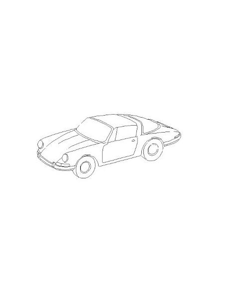 911 TARGA 68-74
